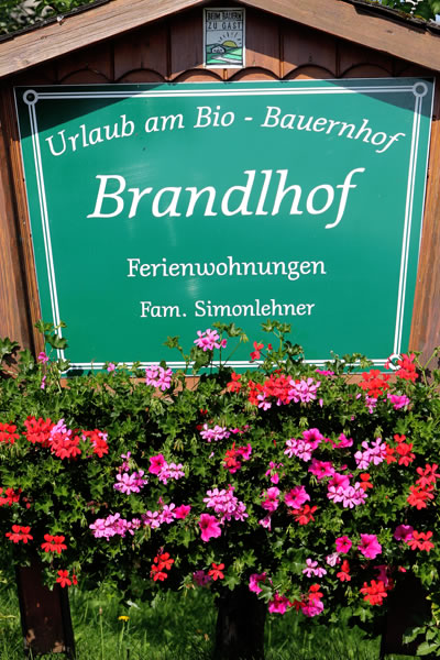 Lage & Anreise, Bauernhof Brandlhof Ramsau